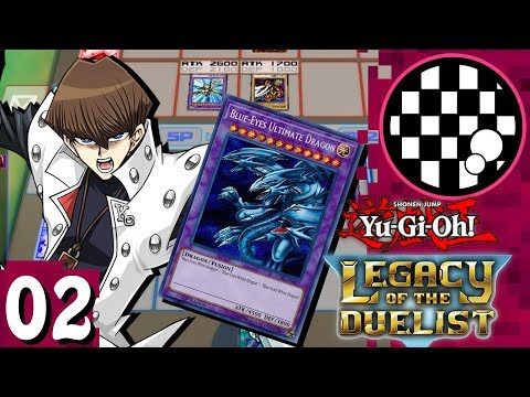 Yu-Gi-Oh! Legacy of the Duelist | PART 2