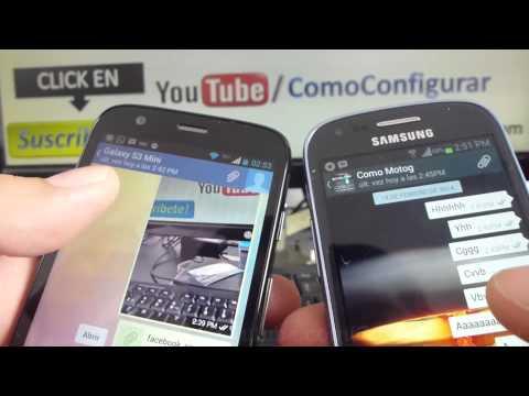 Cuales son diferencias entre whatsapp y telegram Cuál es mejor Android comoconfigurar