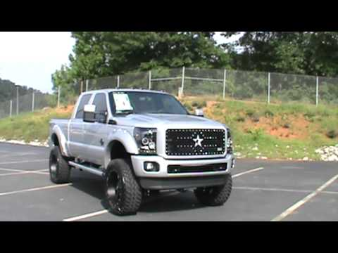 FOR SALE 2013 Ford F 350SD Lariat BLACK OPS EDITION STK