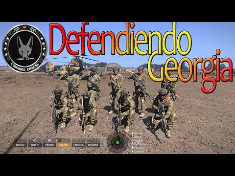Arma 3 : Defender la base de Georgia / Comando Chacal