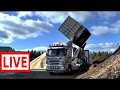 Machines Transformers: Tippers, Trucks and Container Transporters  #JEK