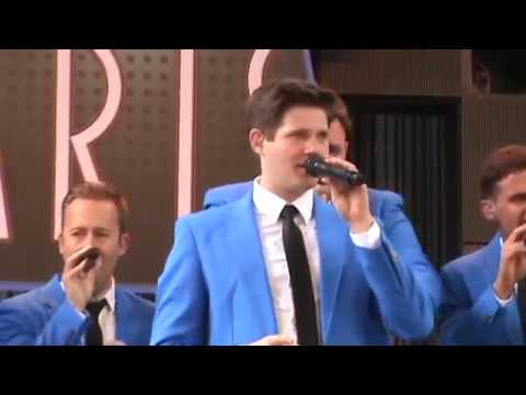 BYU Vocal Point Disneyland Performance