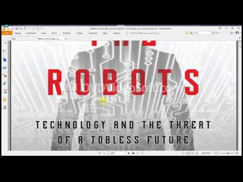 Rise of the Robots Book by Martin Ford