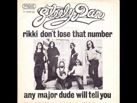 Steely Dan - Ricki Don't Lose That Number (Instrumental)