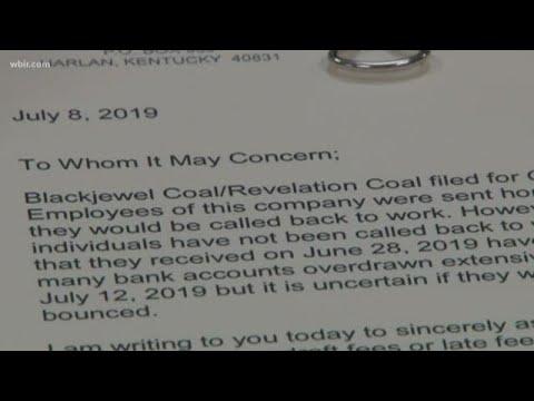 Coal Miners Struggle After Company Went Bankrupt