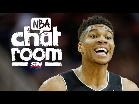 Do The Raptors Have A Real Chance At Getting Giannis Antetokounmpo In 2021? | NBA Chatroom