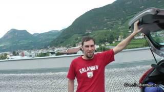 Abschied von Ralf in Bozen / Bolzano - Abenteuer Alpin 2011 (Folge 14.2)