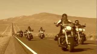 Soundtrack Jimmy Cornett - Mit der Harley durch Nevada