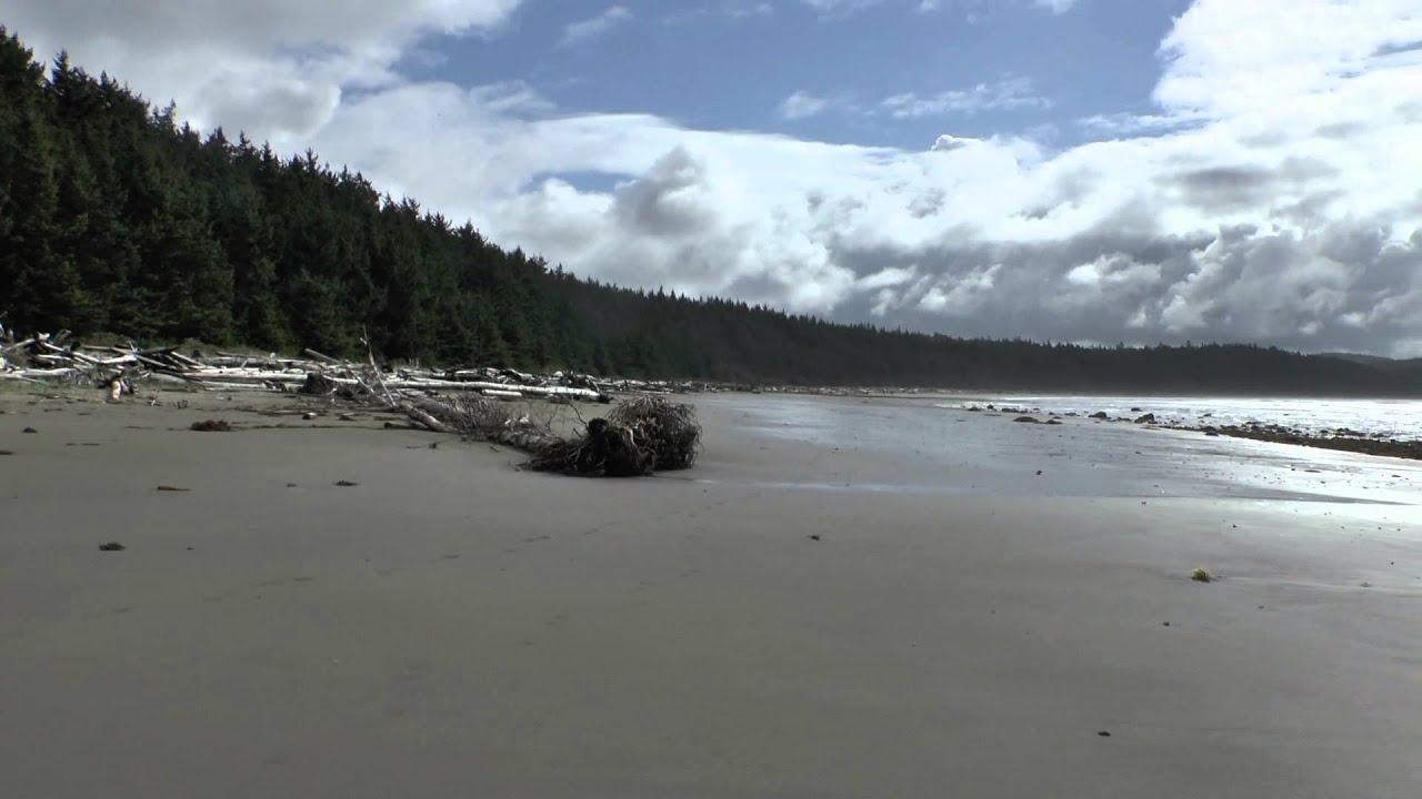 ozette lake cape alava sand point loop olympic np wa 032115 youtube