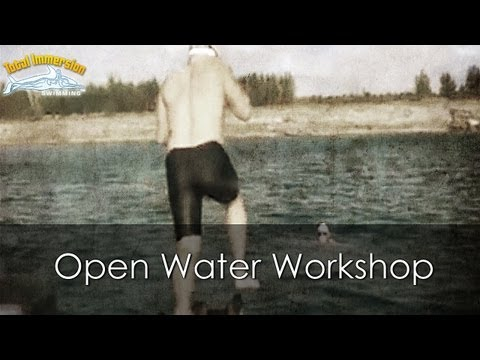 Total Immersion Open Water Swimming Workshop - Bahamas