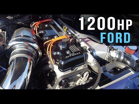 The 1200hp Barra Destroyer