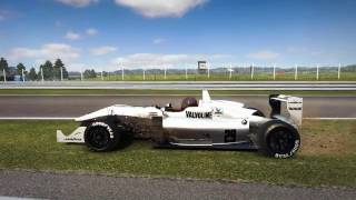 GRID Autosport/ Arrows A6 (Surer) skin/ HD