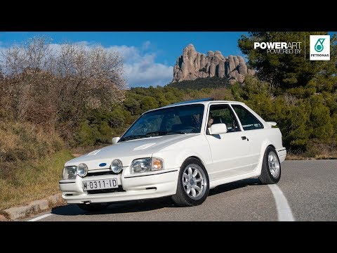 Ford Escort RS Turbo: Divertido Y Peligroso A Partes Iguales [#USPI - #POWERART] S04 - E33