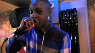 Dirty Dapz Repping For The Zion Studio Music {TALENT SHOWCASE}