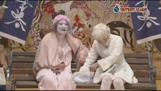 日本エレキテル連合、待望の第3弾ネタ撮り下ろし作品! 「激情」「哀愁...