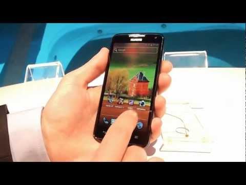 Huawei Ascend D quad hands-on