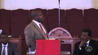 "Rev. Todd Atkins: ""Then Came Amalek"" (1.10.16)"