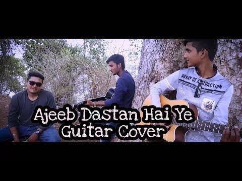 Ajeeb Dastan Hai Ye Guitar Cover | Dil Apna Aur Preet Parai | Lata Mangeshkar | Guitar Cover