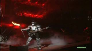 KISS - Firehouse [ East Rutherford 6/27/00 ]