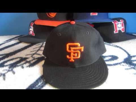 Cap Of The Week:  San Francisco Giants 1958-76