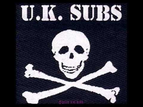 UK Subs - Rat Race