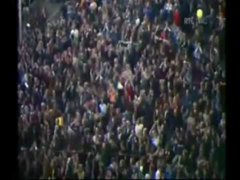 'Shamrock Rovers XI' v Brazil (Lansdowne Road, 1973) - HQ Upload