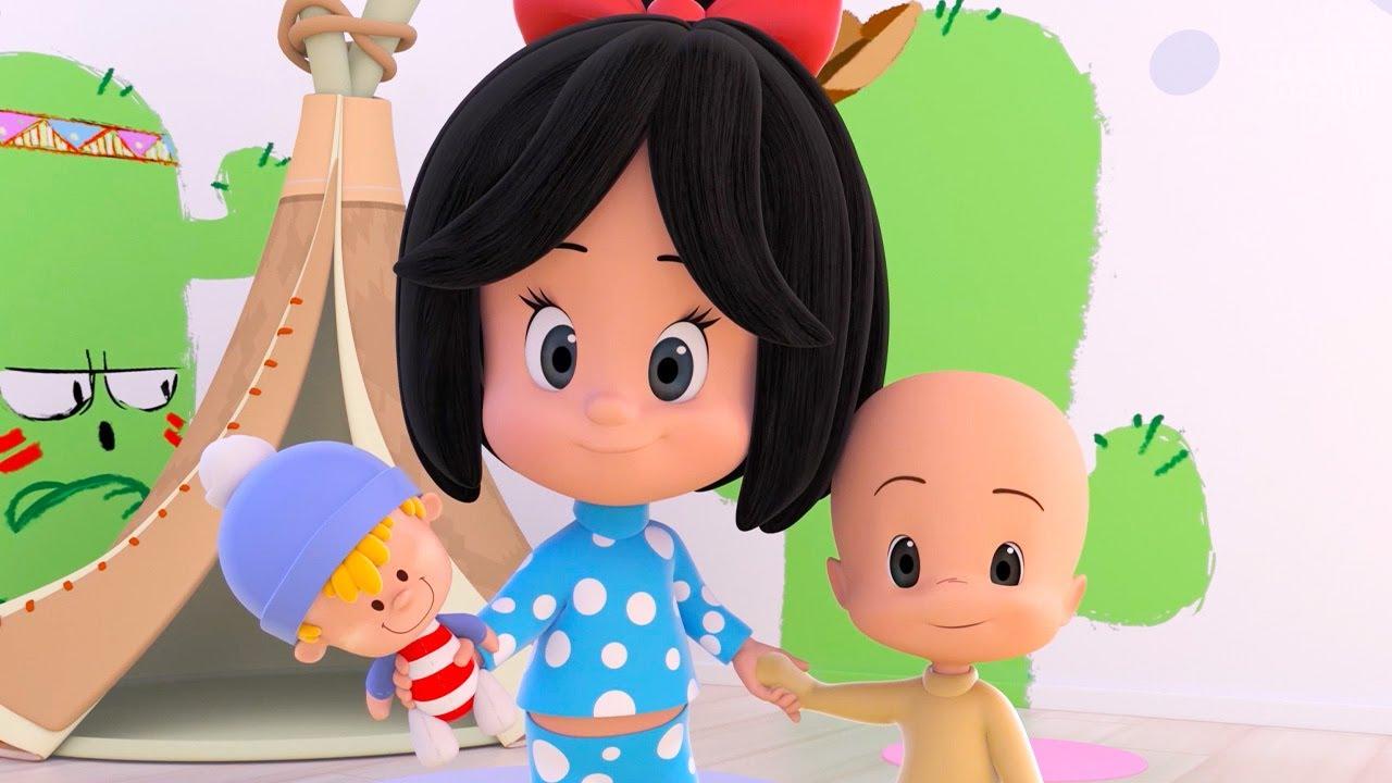 Pin Pon es un Muñeco con Cleo y Cuquín | El Reino Infantil