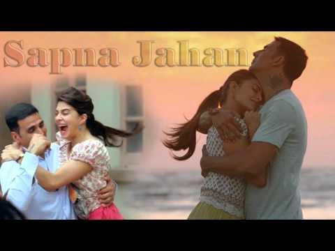 Sapna Jahaan Brothers Original Quality Karaoke