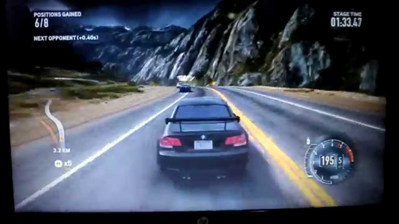 NFS Run on HP Pavilion 15-n209TX laptop (Game Test) - YouTube