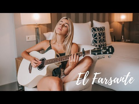 El Farsante - Ozuna - Xandra Garsem Cover