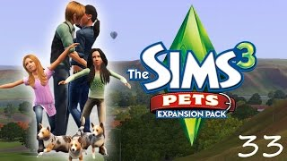 Let's Play: The Sims 3 Pets - Part #33 - Potty Training Bailey!