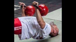 Sambo strength and conditioning cirquit
