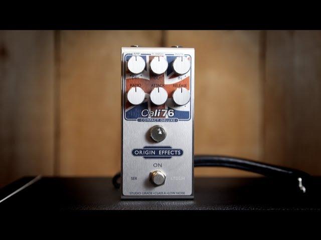 Origin Cali76 Compact Deluxe | Haar Guitars Demo