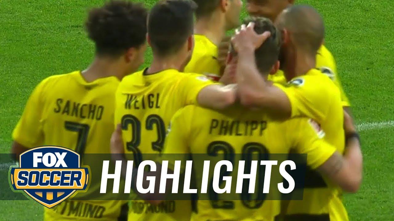 Bvb Gegen Leverkusen 2017
