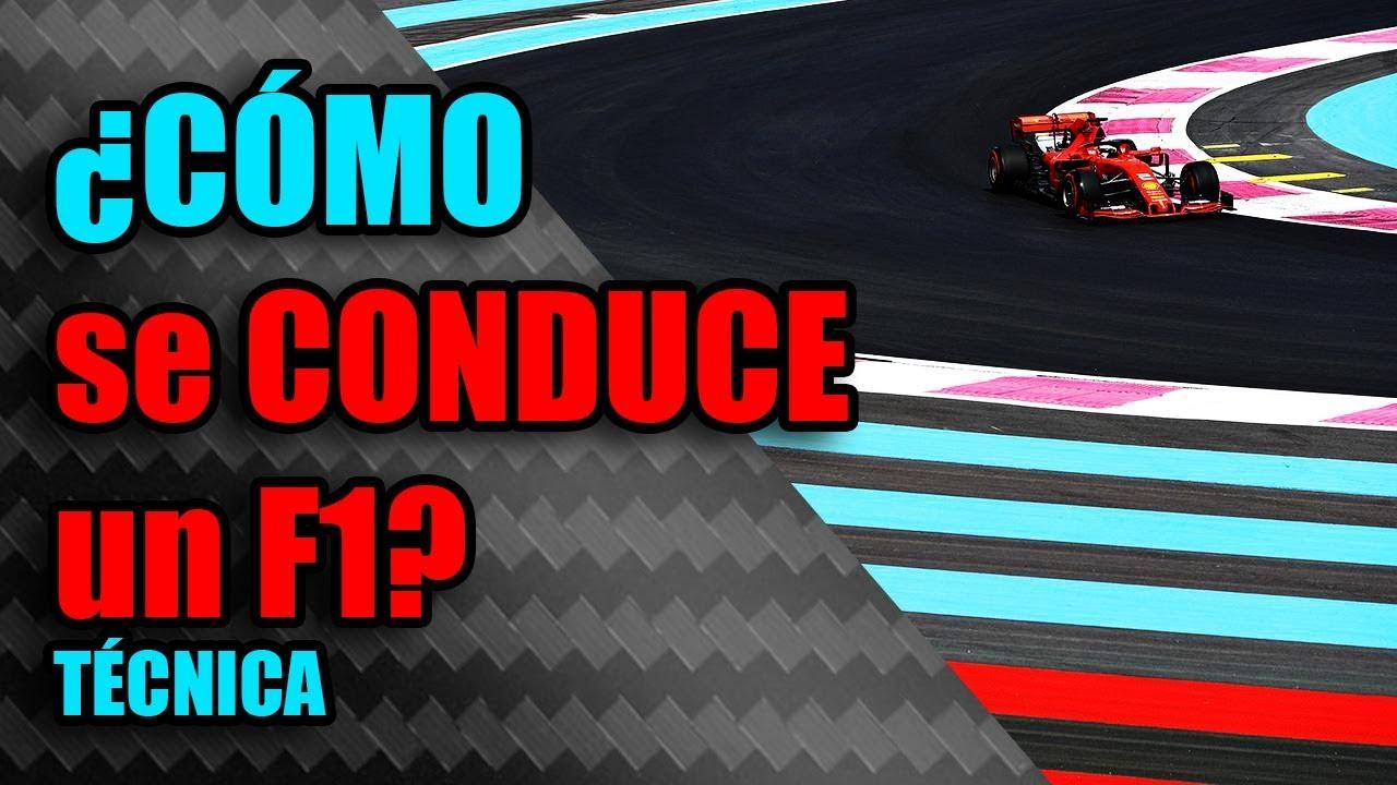 Cómo se MANEJA un FORMULA 1 ???? *Cómo CONDUCIR un F1* ????| Dinámica de Vehículos. Formula 1 Atmosp