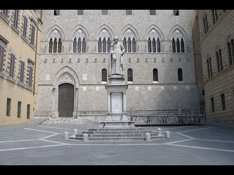 Places to see in ( Siena - Italy ) Banca Monte dei Paschi di Siena