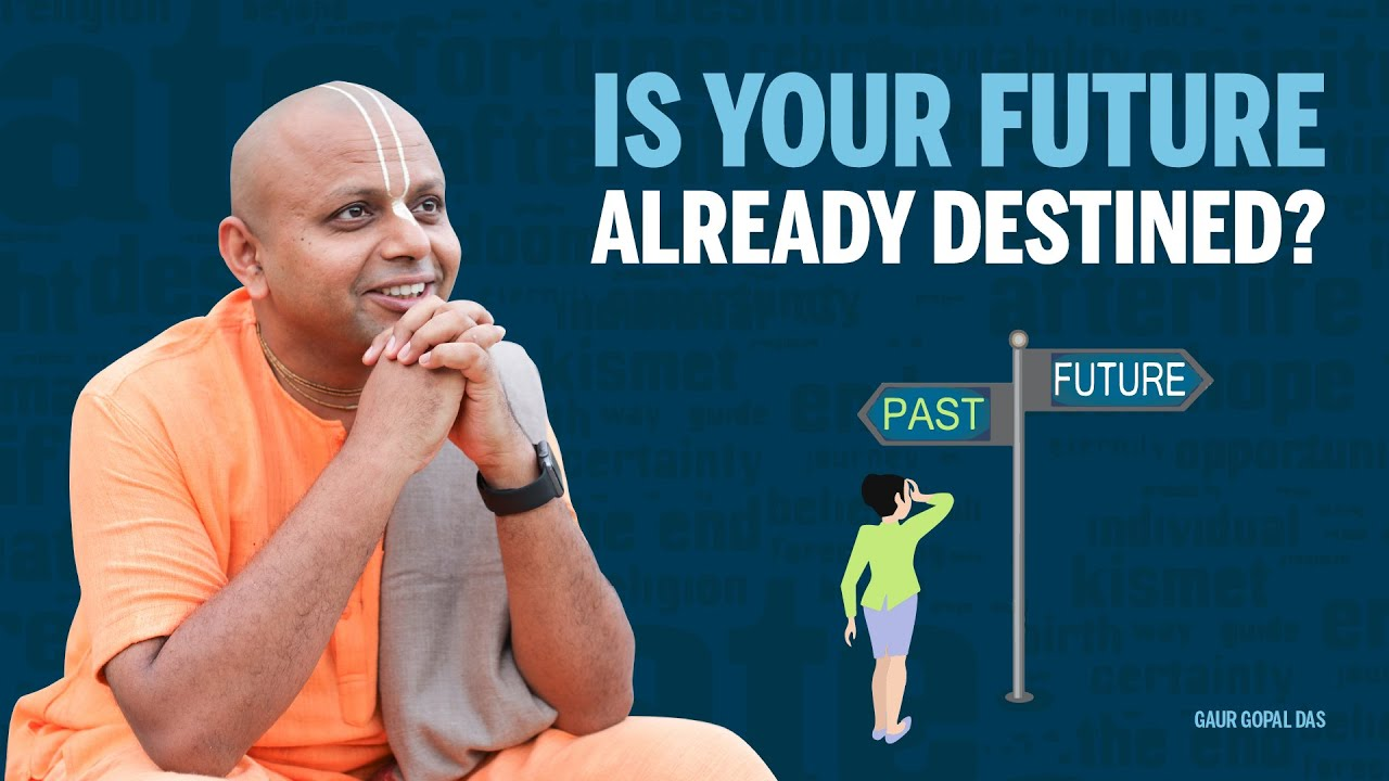 Role Of Luck In Victory by Gaur Gopal Das