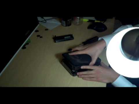 how to use goflex external hard drive