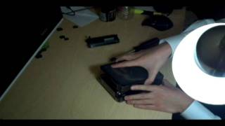 How to Take Apart a Seagate Free Agent GoFlex External Hard Drive