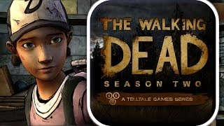 WALKING DEAD: THE GAME - SEASON 2 - Part 8 (iOS Gameplay Video)