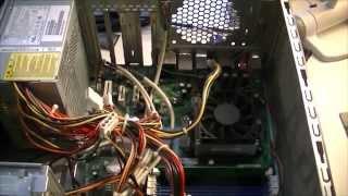 Hp 6700f AMD Phenom X4 Desktop Repair