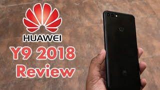 Huawei Y9 2018 Full Review | Gaming+Camera+Design