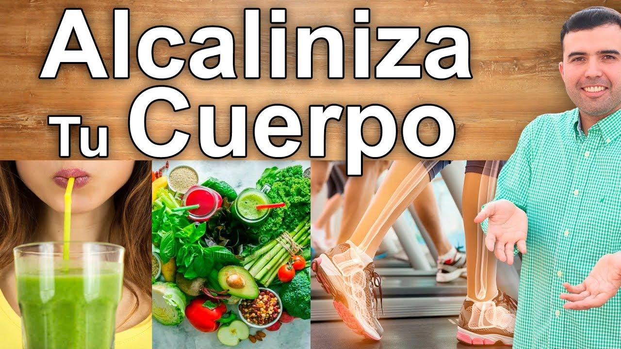alimentos alcalinos para revertir la diabetes