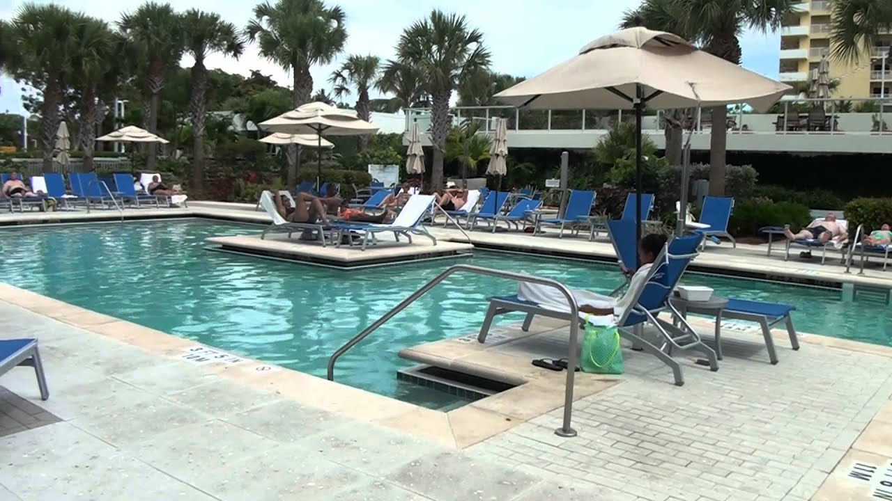 Marriott S Crystal Shores Timeshare At Marco Island Fl Youtube