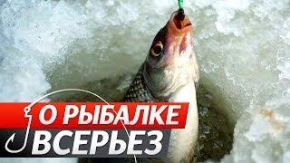 Зимняя рыбалка. Ловля плотвы.