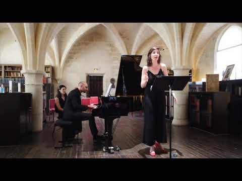 Atelier Saint-Saëns. L'Attente, par Anne-Lise Polchlopek et Nicolas Royez