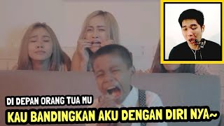Download lagu React Alwiansyah - Berbeza Kasta (Official Music Video)