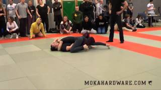 DGL 1 Runde S 2014 Ida Jacobsen Rumble Sports vs Nathalie Löbl CheckMat/Arte Suave