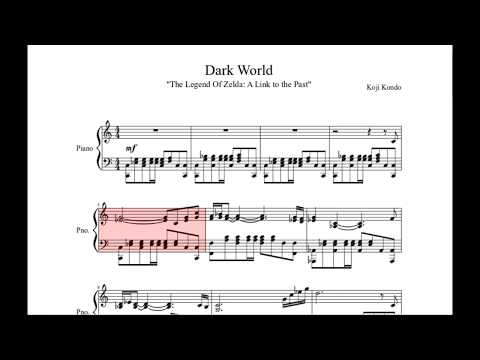 Dark World Violin Cover (From The Legend of Zelda: A Link to the Past)