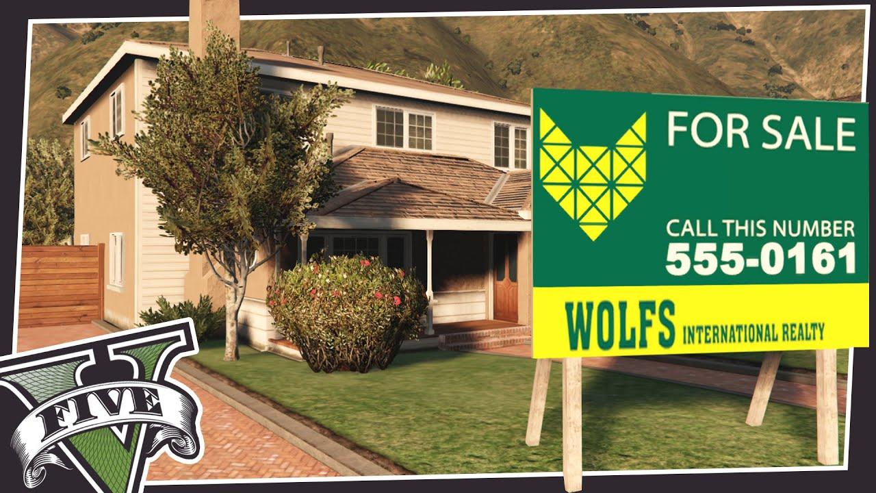 Gta 5 New Safehouses